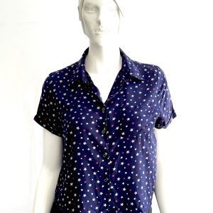 Ralph Lauren | חולצת סטאר פרינט ראלף לורן