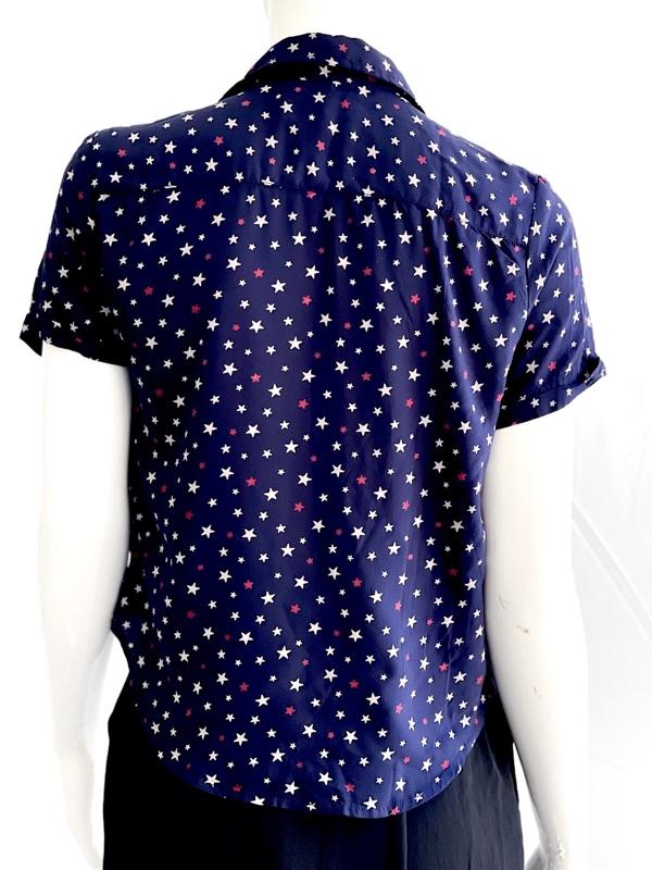 Ralph Lauren   חולצת סטאר פרינט ראלף לורן