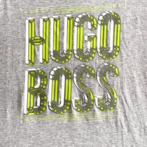 Hugo Boss | חולצת טי שירט לוגו הוגו בוס