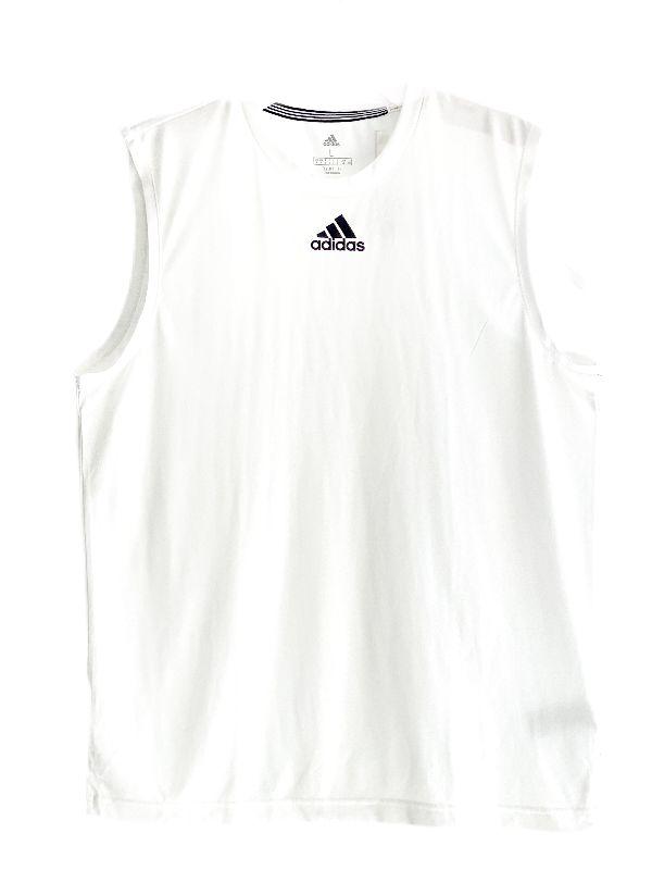 Adidas   חולצה לבנה אדידס