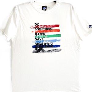 North Sails | חולצת טי שירט לבנה נורס סיילס