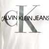 Calvin Klein | חולצת לוגו לבנה קלווין קליין