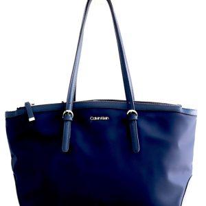 Calvin Klein | תיק ניילון כחול קלוין קליין