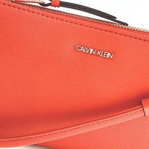Calvin Klein | תיק צד קטן כתום קלוין קליין