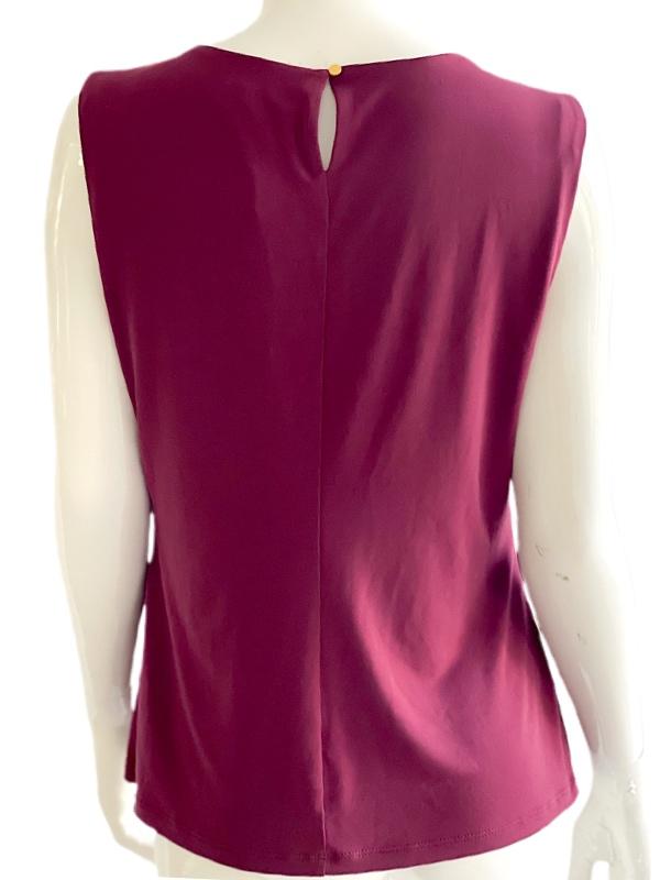 Calvin Klein | חולצה סגולה קלוין קליין