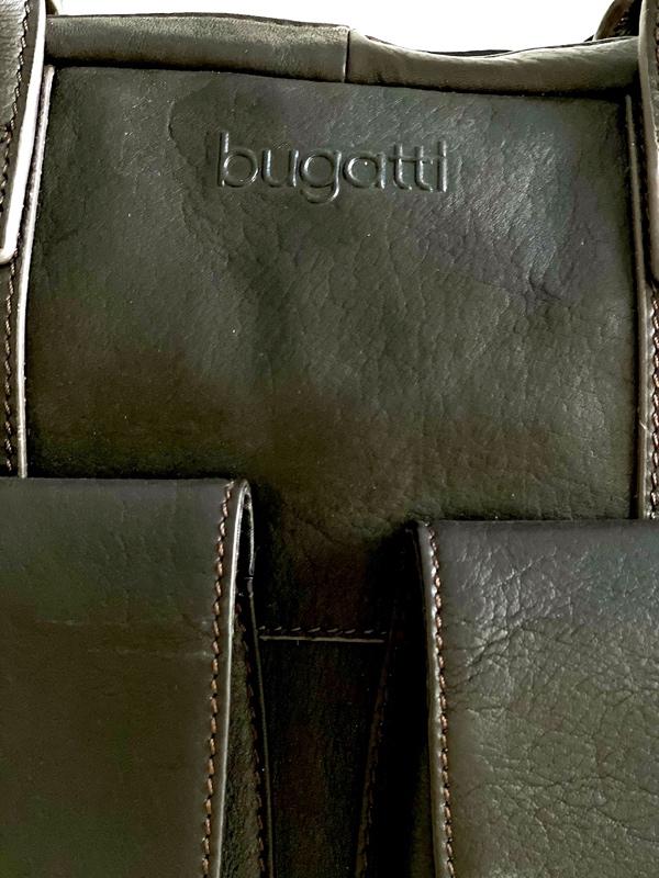 Bugatti   תיק מנהלים עור יוקרתי בוגאטי