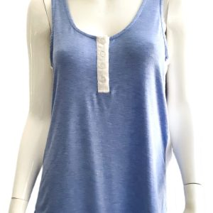 DKNY-Donna Karan | חולצת תכלת דונה קארן