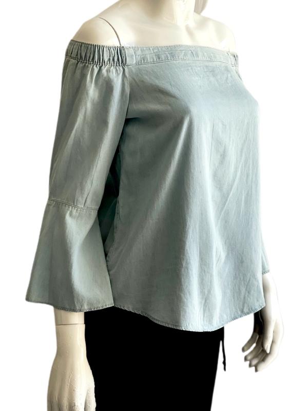 Calvin Klein   חולצת ג׳ינס קלוין קליין