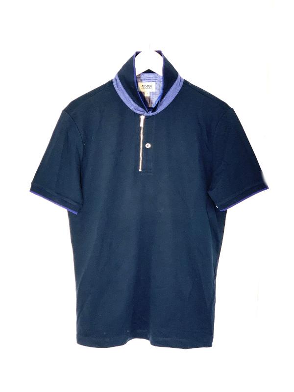 Armani Collezioni | חולצה כחולה ארמני קולציוני