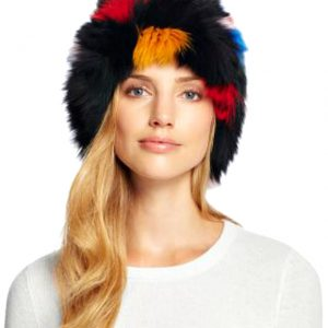 Loeffler Randall | כובע פרווה יוקרתי לואפלר ראנדל