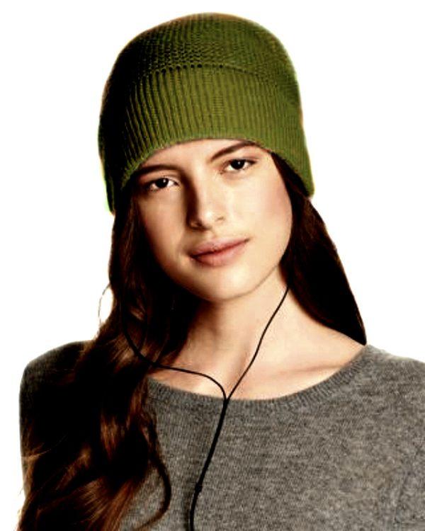 Rebecca Minkoff   כובע אוזניות יוקרתי רבקה מינקוף