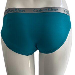 Calvin Klein | תחתון ביקיני טורקיז קלוין קליין