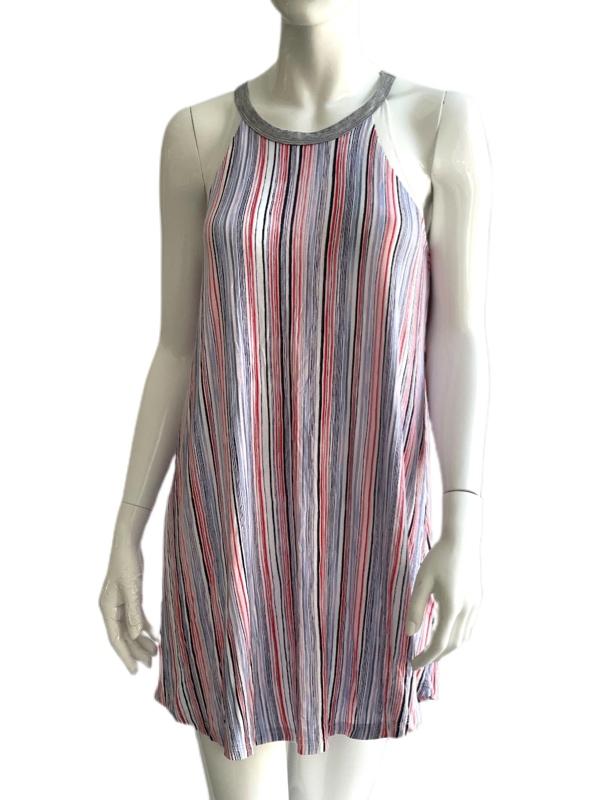 DKNY-Donna Karan | שמלת/כותונת ופסים דונה קארן