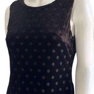 Tommy Hilfiger | שמלה שחורה טומי הילפיגר