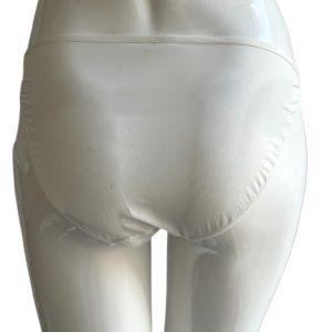 Calvin Klein   תחתון ביקיני סטרינג לבן קלוין קליין