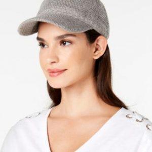 INC | כובע קסקט שחור איאנסי
