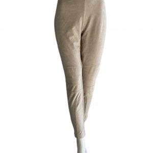 Calvin Klein | מכנס דמוי זמש קלוין קליין