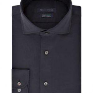 Tommy Hilfiger | חולצה שחורה טומי הילפיגר