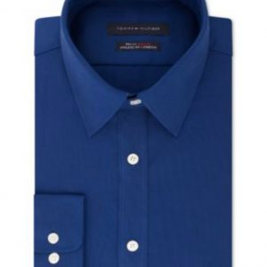 Tommy Hilfiger | חולצה כחול כהה טומי הילפיגר