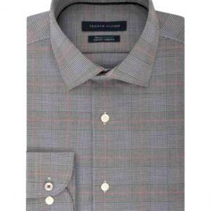 Tommy Hilfiger | חולצה מכופתרת משבצות פלקס טומי הילפיגר