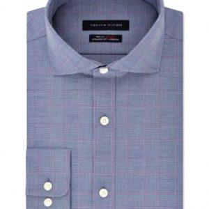 Tommy Hilfiger | חולצה מכופתרת משבצות טומי הילפיגר